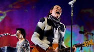 Arcade Fire's bigger new stage