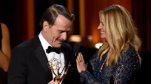 'Breaking Bad' wins Emmy for best drama series