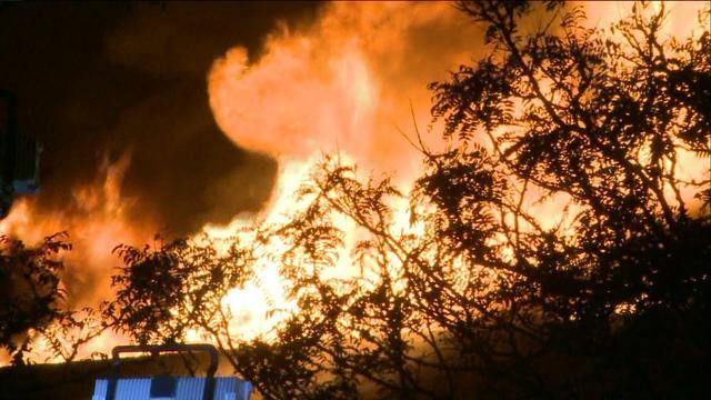 Fire Destroys Delaney's Tap Room In New Haven
