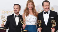 'Breaking Bad' goes out on top; Emmys best moments
