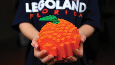 Legoland Florida: First responders get free day in September