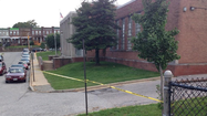 Man died from self-inflicted gunshot wound at Baltimore Police station