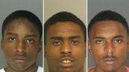 Police charge three men in Aug. 19 Windsor Mill shooting