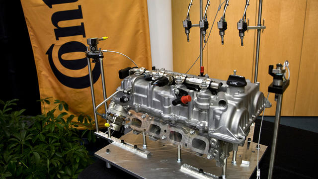 Video: Continental's $150 Million Investment