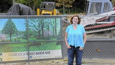Ridgely Manor Park set for grand opening Aug. 30