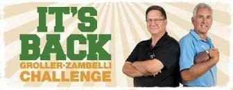 Groller-Zambelli challenge