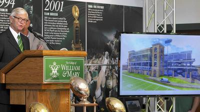William and Mary announces $27 million renovation to Zable Stadium