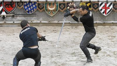 Medieval Times performers relish knight gig at Arundel Mills