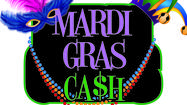 Mardi Gras offers cash, bonus play in September