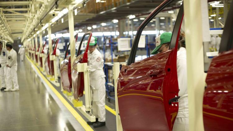 Kia announces plans for $1 billion auto plant in Mexico