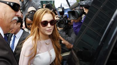 Grand Theft Auto maker says Lindsay Lohan sued to get attention