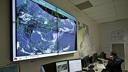 Video: Navy Fleet Weather Center