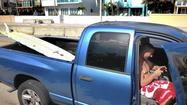 Fort Lauderdale surfers feeling shut out