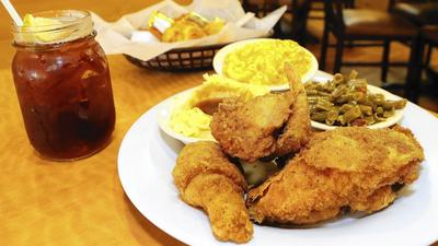 The best fried chicken in Central Florida