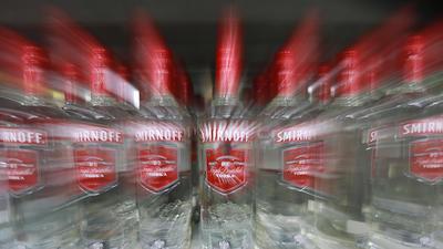 Pictures: Top Ten Best-Selling Liquors in Hampton Roads