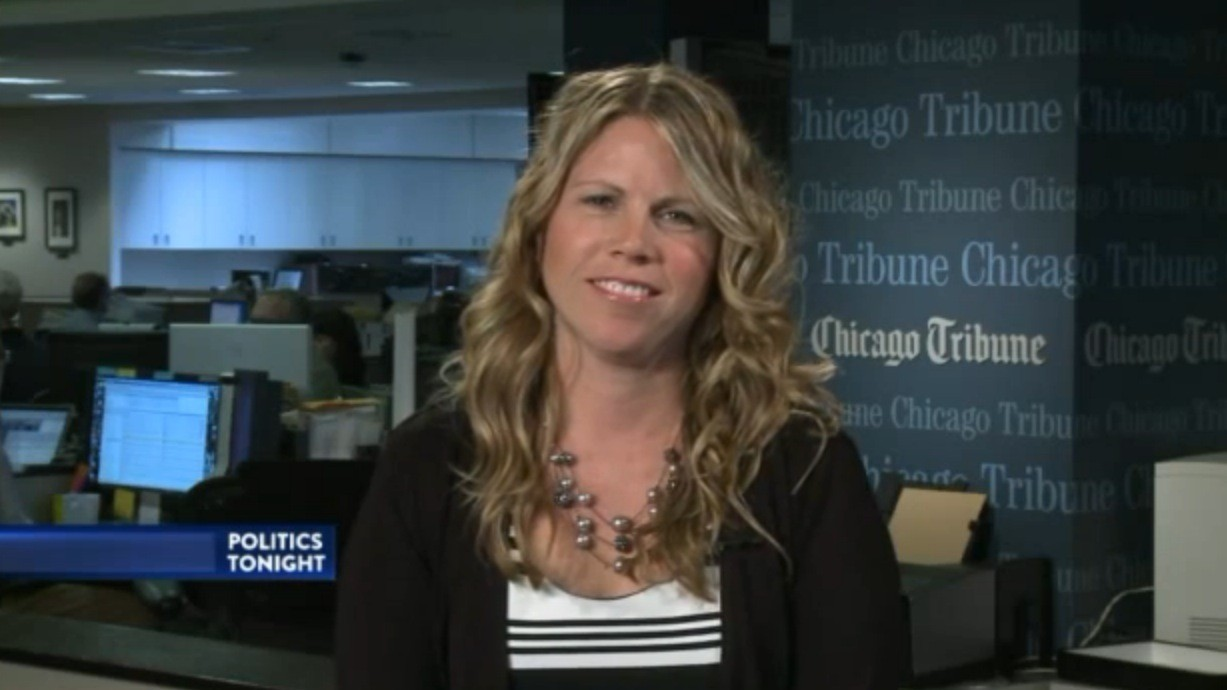 kristen mcqueary chicago tribune editorial writer