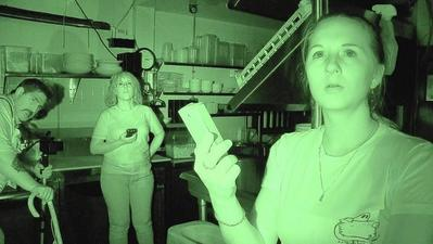 Paranormal research group investigating Sykesville