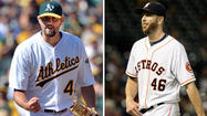 Tracking former Orioles in the 2014 season
