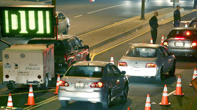 DUI checkpoint scheduled for Labor Day weekend