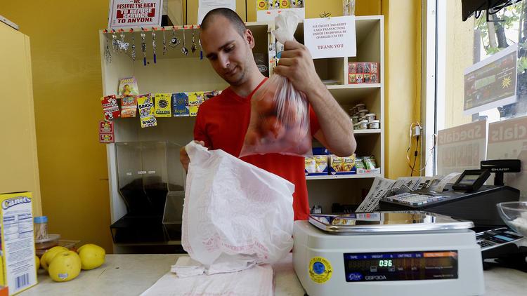 Plastic-bag ban