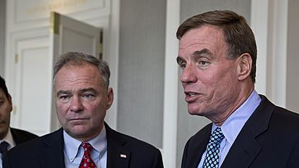 Video: Sens. Tim Kaine and Mark Warner on ISIS