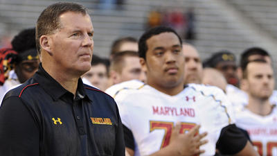 Randy Edsall has a good feeling about this Maryland team
