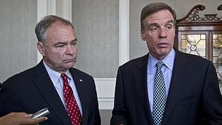 Video: Sens. Tim Kaine and Mark Warner on the VA