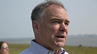 Video: Sen. Tim Kaine talks about Craney Island Port