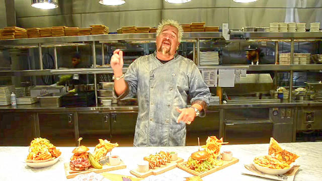 Food Network's Guy Fieri on his Horseshoe Casino restaurant [Video]