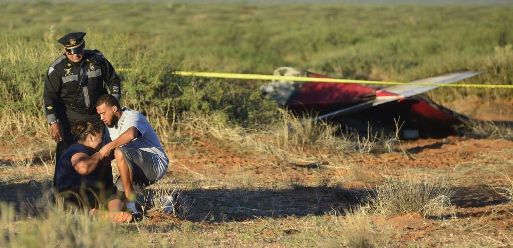 Medical transport plane crashes in New Mexico, killing four