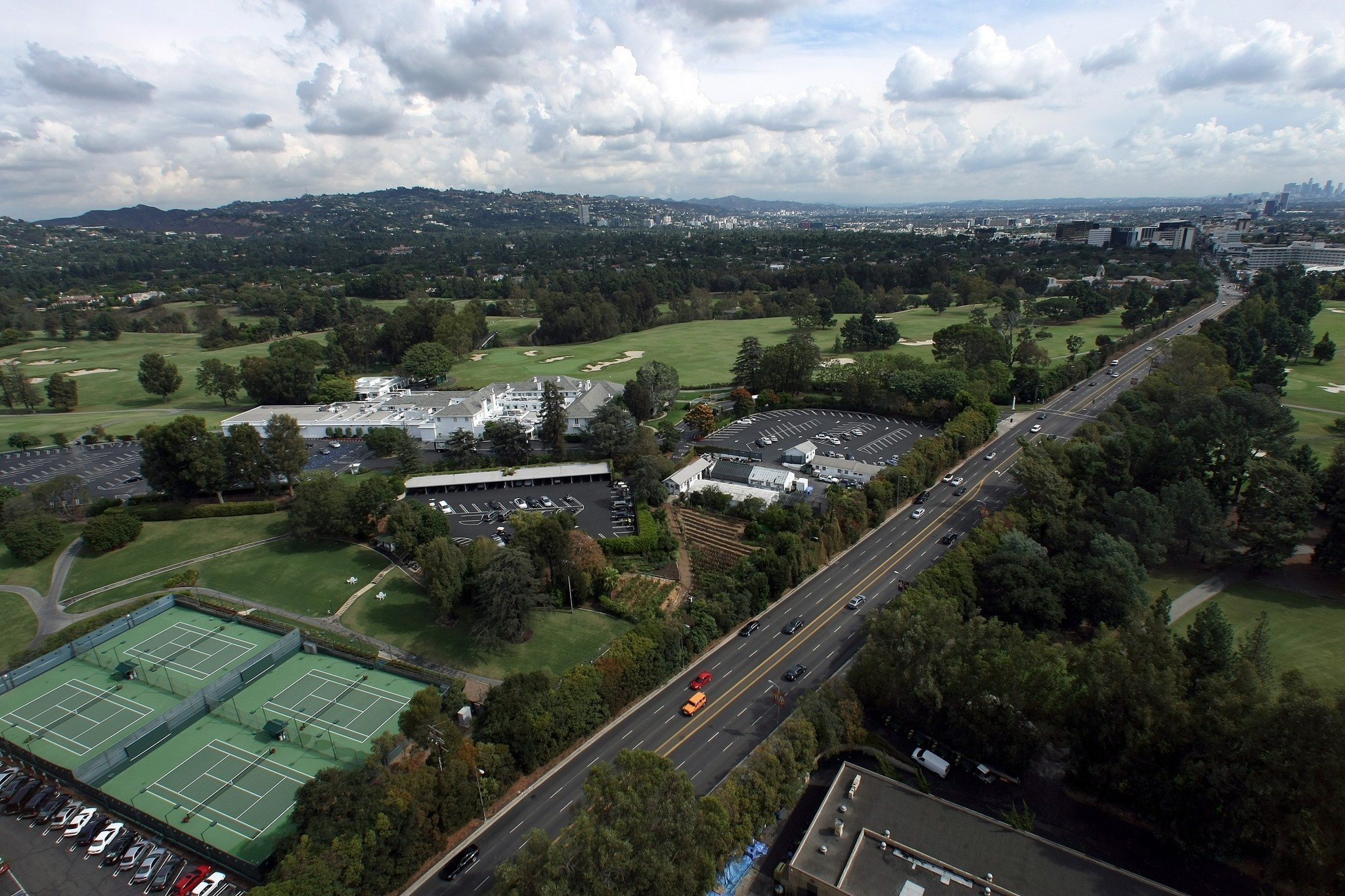 L.A. Country Club agrees to host 2023 U.S. Open
