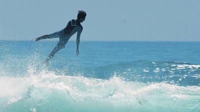 Laguna's high surf: 'As good as it gets'
