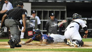 Indians 3, White Sox 2