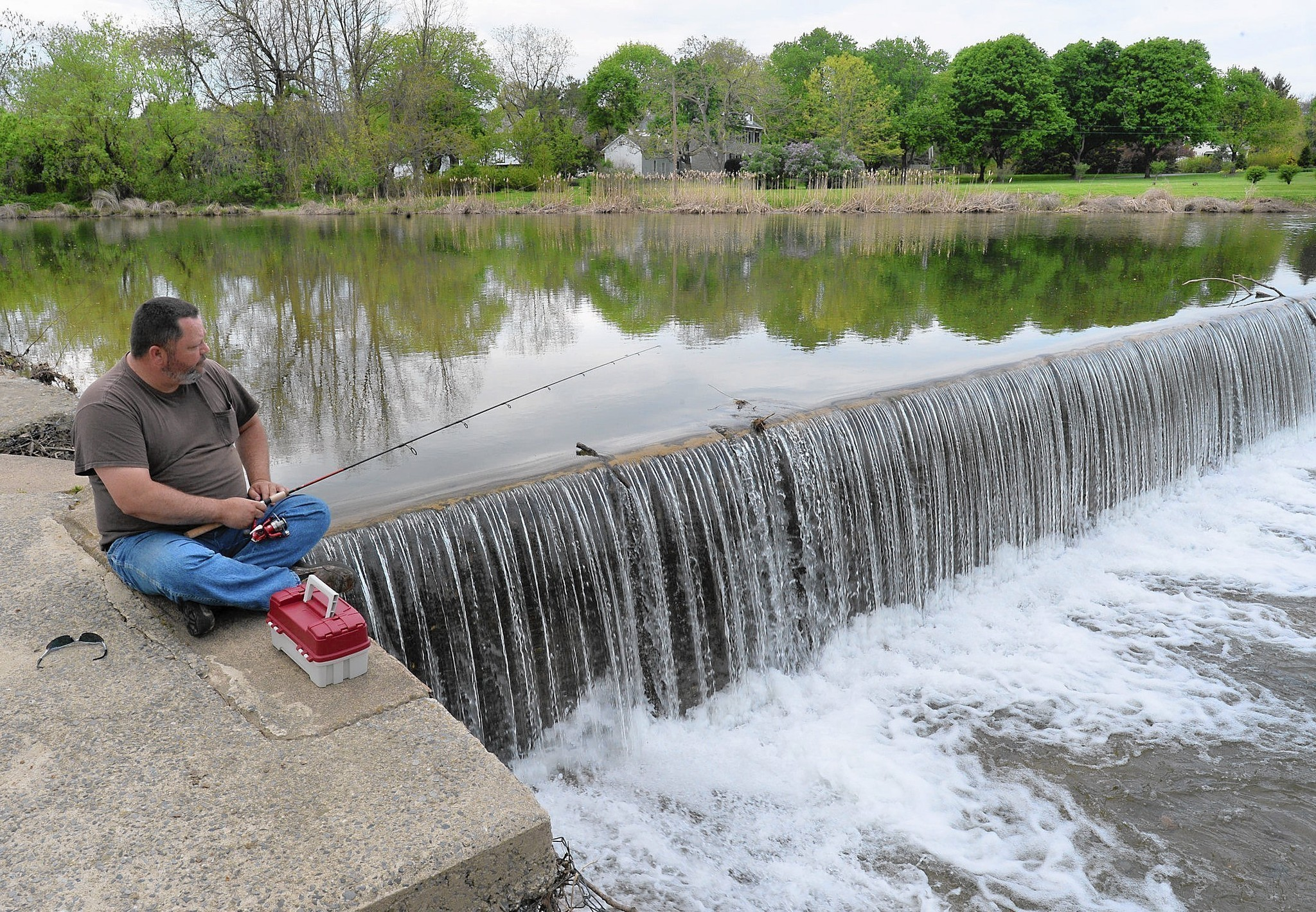 Labor day is fish for 1 in pennsylvania allentown for Pa fish records