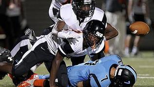 Video: Churchland 42, Warhill 14