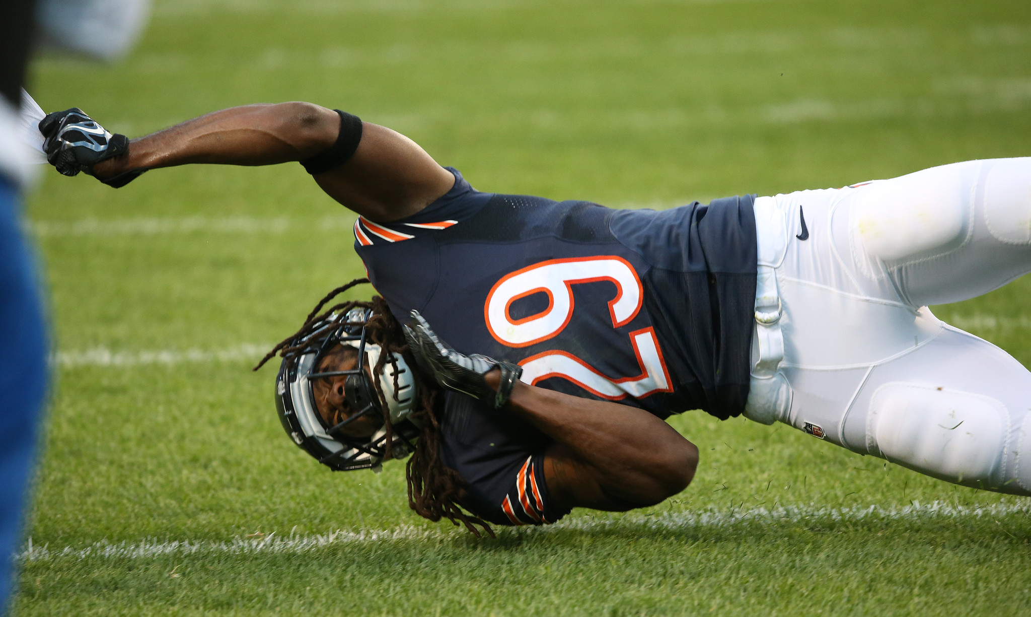 Many decisions for Bears, but biggest at safety