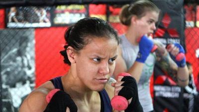 Shayna Baszler begins final chapter with UFC debut