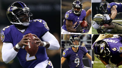 Five things we learned from the Ravens' 22-13 win over the Saints