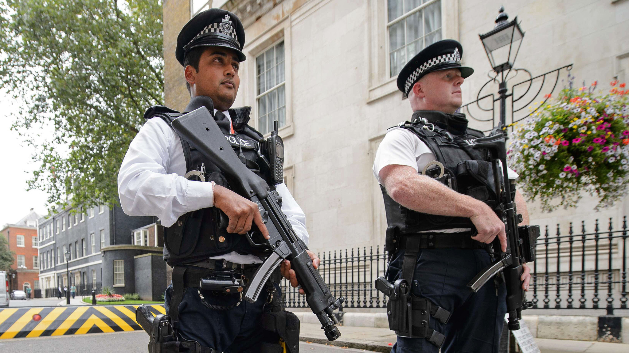 Britain raises security threat from 'substantial' to 'severe'