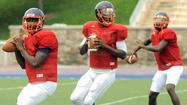 Morgan State still keeping its options open at quarterback