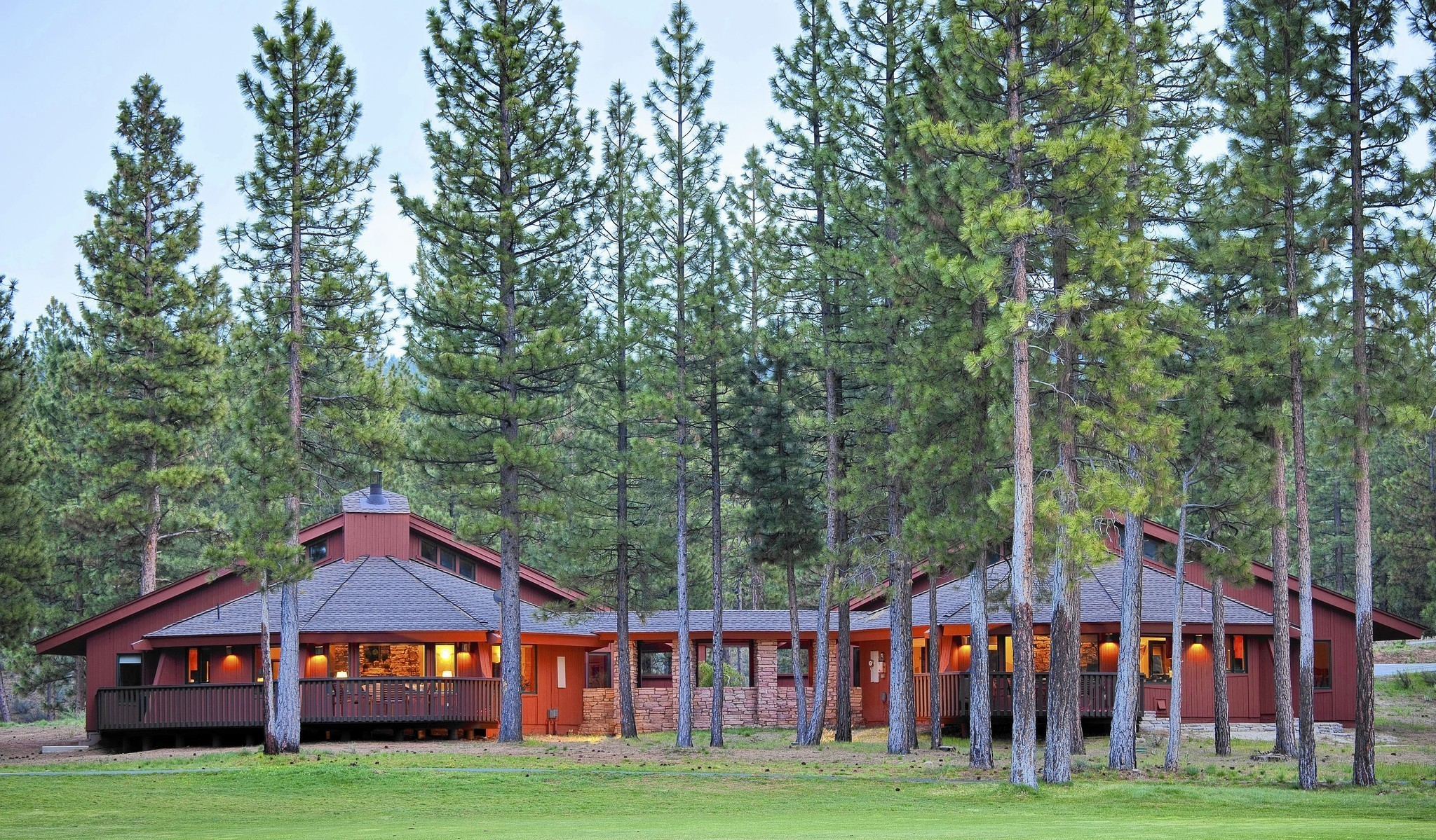 Weekend Escape: Golf with Frank Lloyd Wright in Plumas County, Calif.