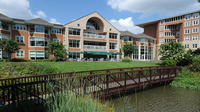Home of the Week: Resident finds new, active senior lifestyle at BayWoods condos