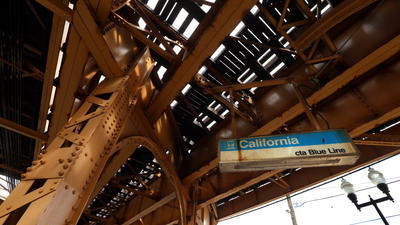 Residents, businesses brace for CTA California Blue Line station closure