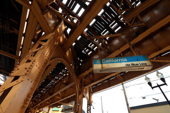 CTA's Blue Line California stop to close for repairs