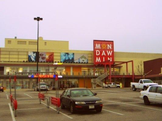 Mondawmin Mall logo