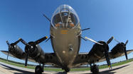 """""""Movie Memphis Belle"""" to fly Baltimore skies"""