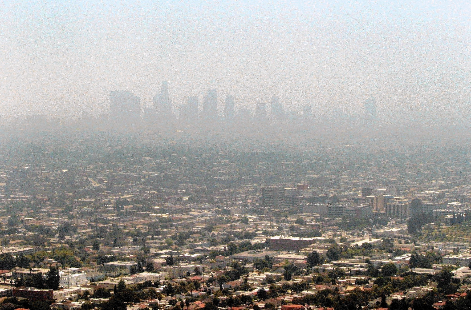 EPA staff recommends significantly lower ozone standard