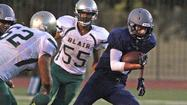 Flintridge Prep football blitzes Blair in season opener