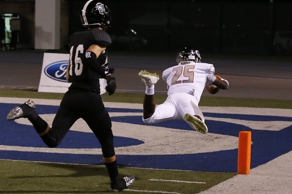 Football Servite Cant Stop Sophomore QB Tate Martell