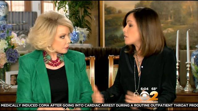 Joan Rivers' Daughter Thanks Fans, Friends For Support